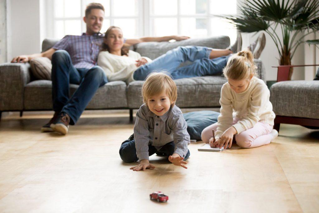 Ako znížiť náklady na dodávku tepla: Podlahové kúrenie