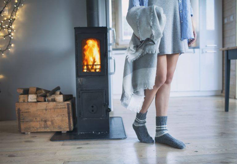 Ako znížiť náklady na dodávku tepla: Komín. Krby a piecky
