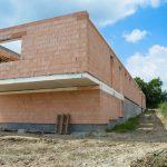 PREKLAD HELUZ FAMILY 3in1 nosný: realizácia domu