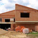 PREKLAD HELUZ FAMILY 3in1 nosný: realizácia rodinného domu