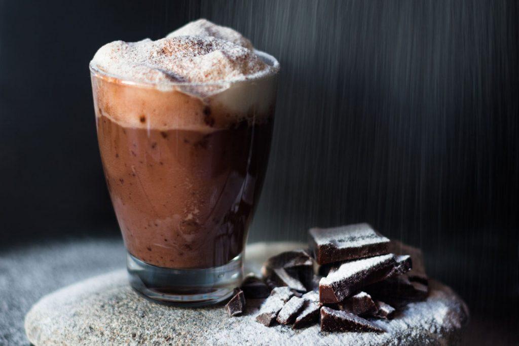 Recepty z kávy: Nutelová kávová bomba