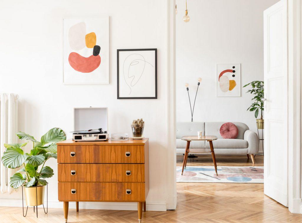 Tieto praktické a elegantné komody budú ozdobou každej predsiene aj obývačky