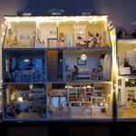 Domček pre bábiky.