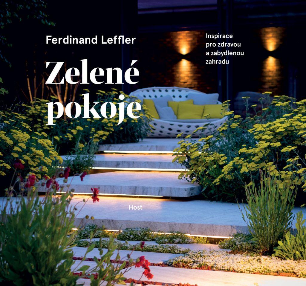 obálka knihy Leffler Zelene pokoje