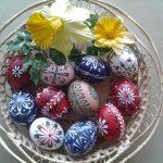 kraslice s ornamentami