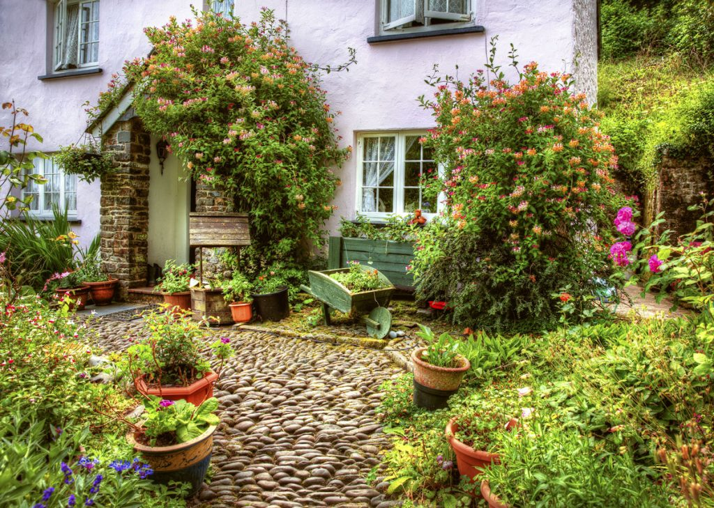 Záhrada na 6 spôsobov: Romantická a plná vôní