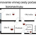 vtipy o domácej karanténe, vínna cesta