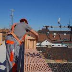 postup murovania s maltou HELUZ SIDI- uloženie tehál a vyrovnanie