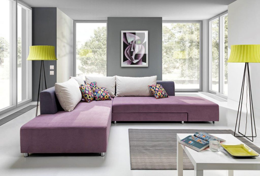 zariadenie obývačky: Sedacia súprava Split