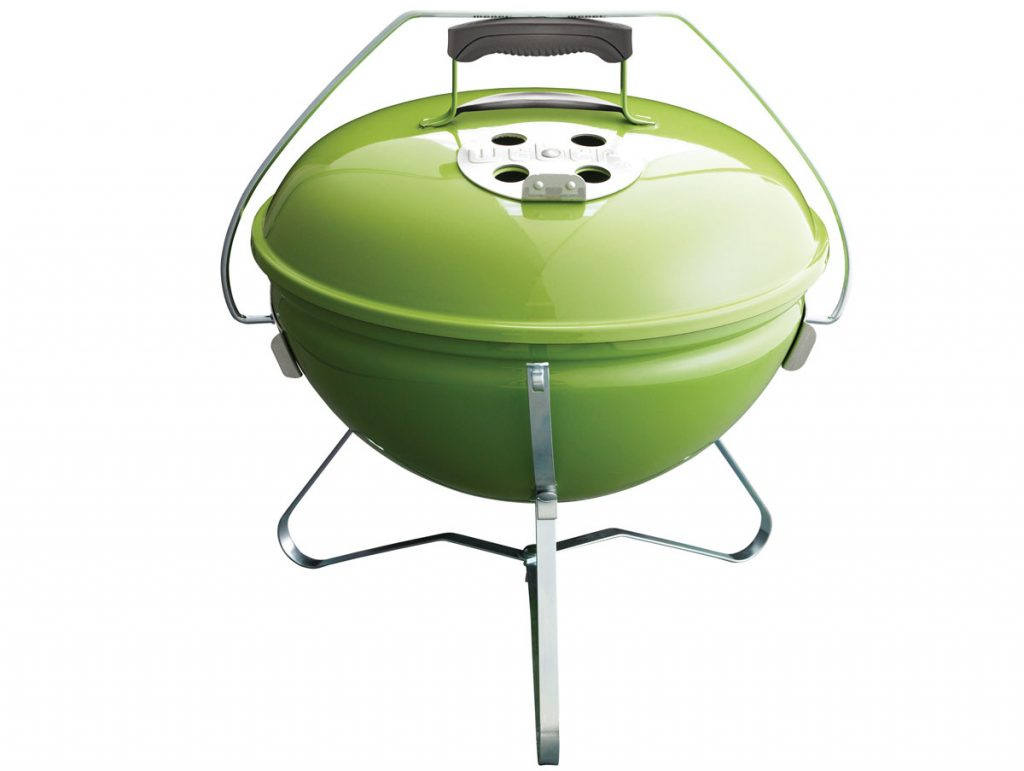 kotlíkový gril Smokey Joe Premium 37cm Spring Green