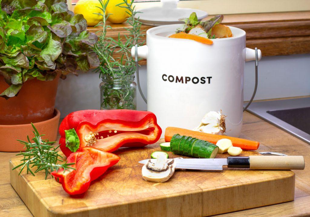 Kompostovanie v paneláku