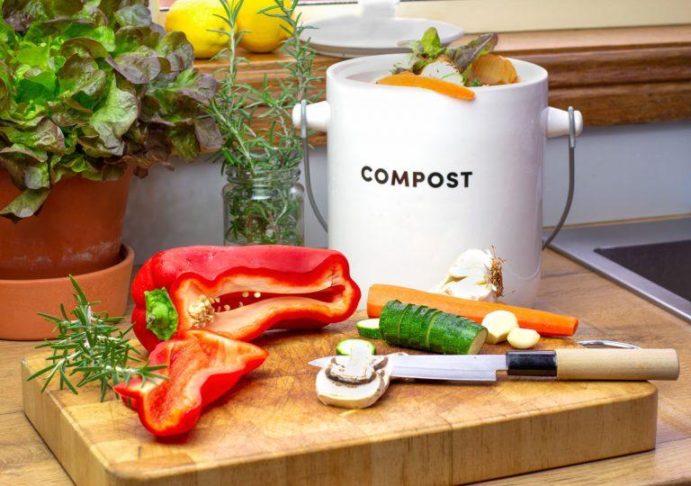 Dá sa kompostovať aj v paneláku?