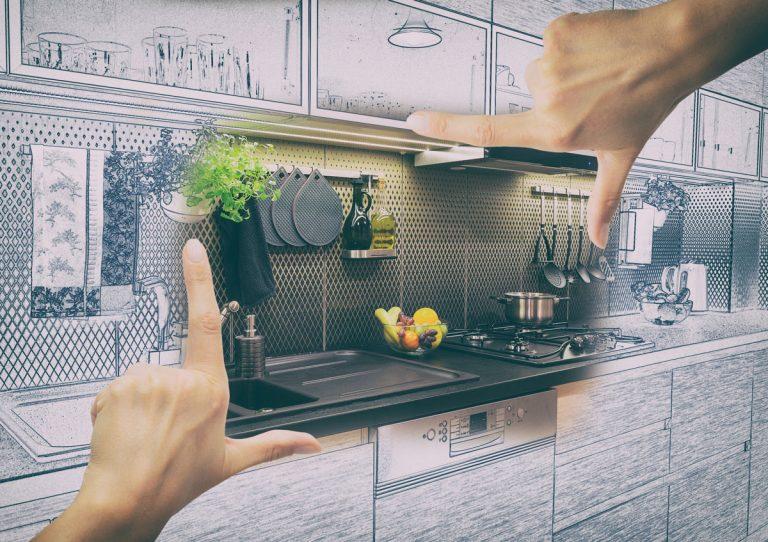 Týchto 13 omylov sa dopúšťate pri navrhovaní kuchyne
