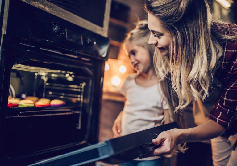 Pečenie a varenie s radosťou alebo Vyberáme sporák a rúru
