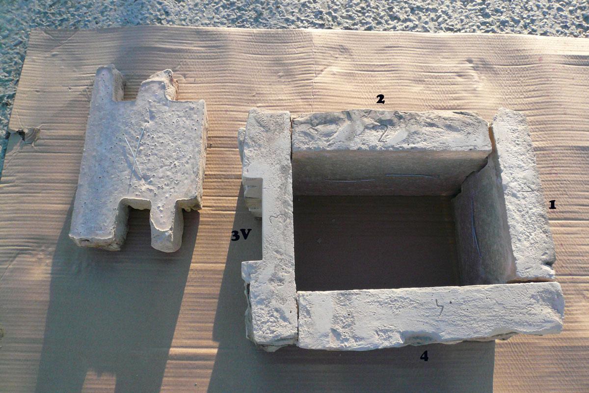 stavba betónového plota: Hydrofobizácia