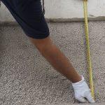 kladenie betónových platní na štrkové lôžko: Meranie dorezov