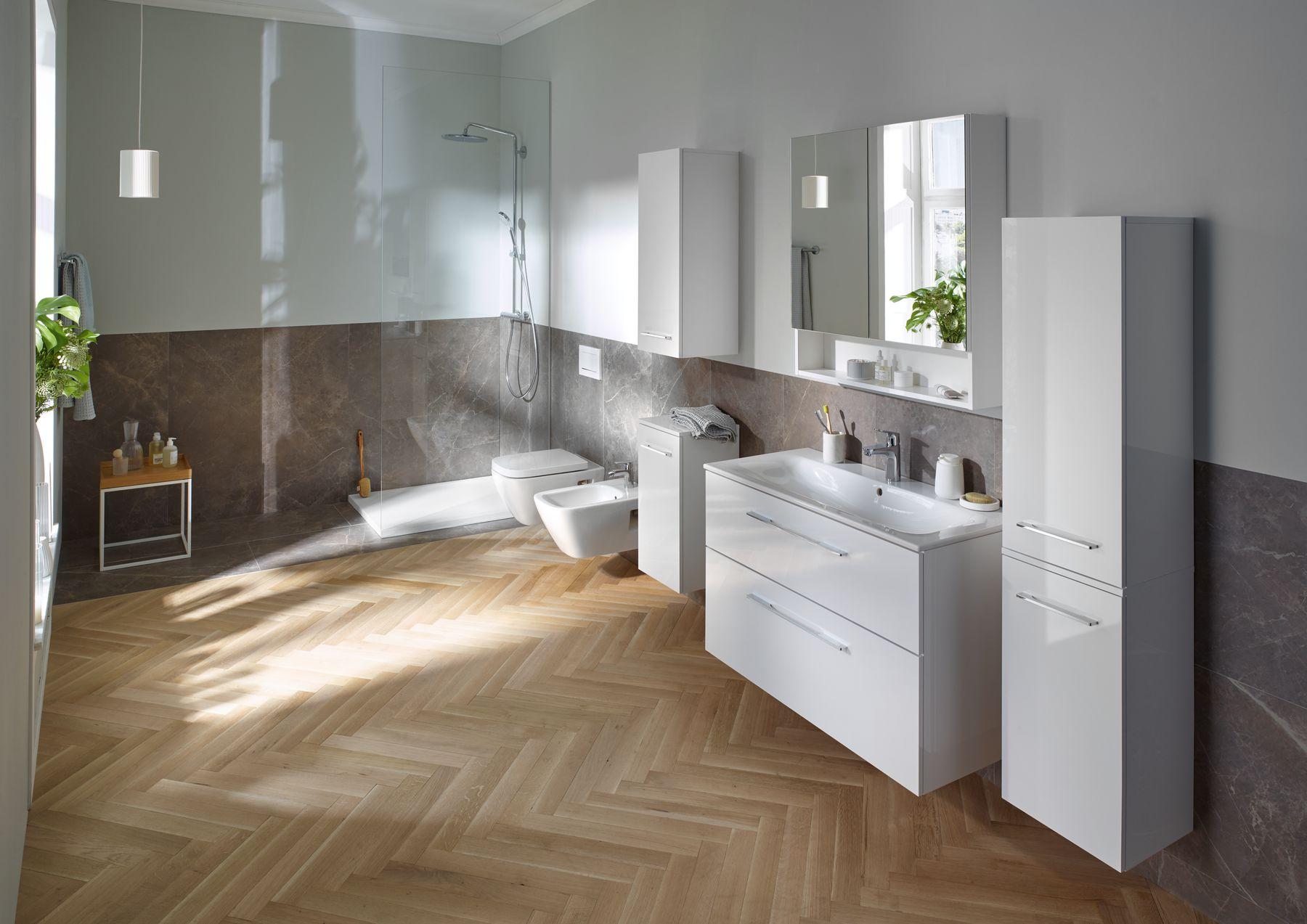 Kúpeľňový nábytok Geberit Selnova Square