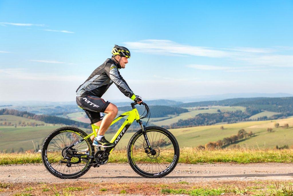 Súťaž o horský elektrobicykel