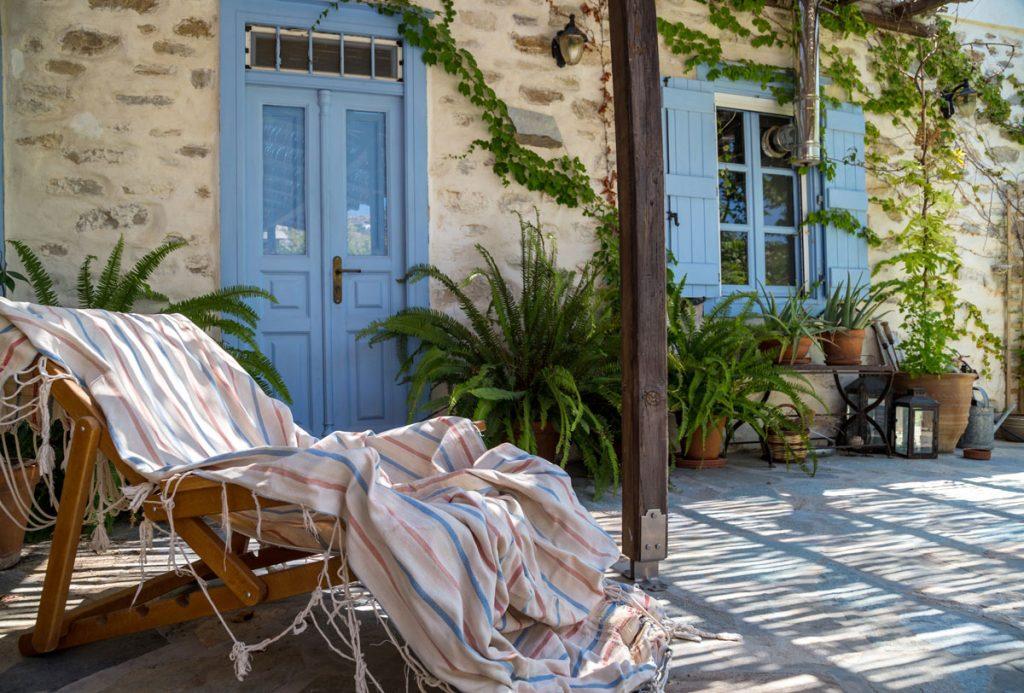 Bývanie inšpirované Stredomorím
