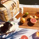 Piknikové prestieranie s chladiacou taškou