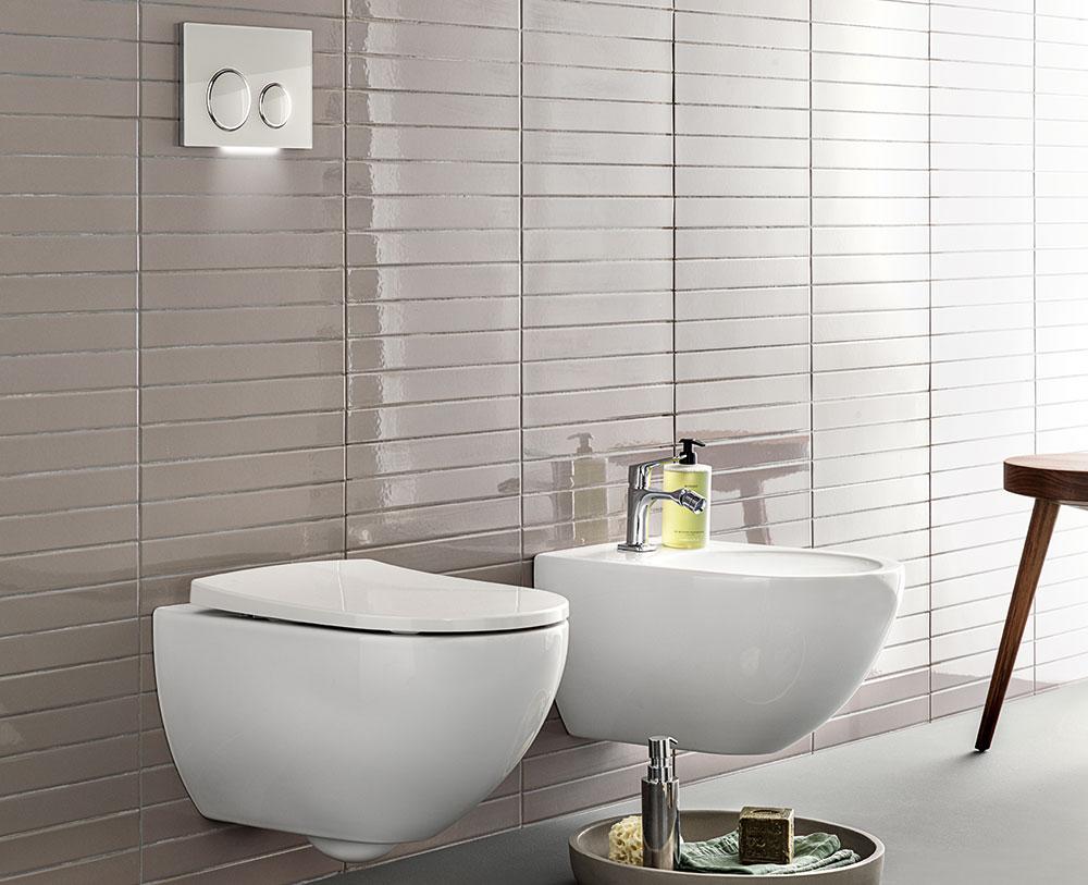 Systém Geberit DuoFresh na odsávanie nepríjemnéno zápachu na WC