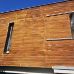 Dom s pôvodnou drevenou fasádou
