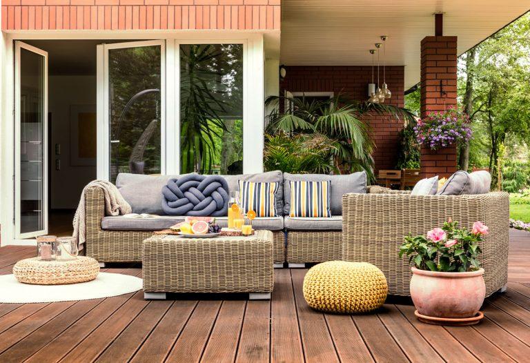 Nastal čas vymódiť záhrady, terasy a balkóny do letných farieb