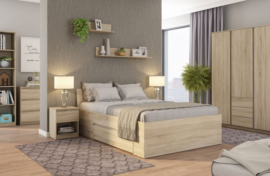 Súťaž s Asko Nábytok o posteľ
