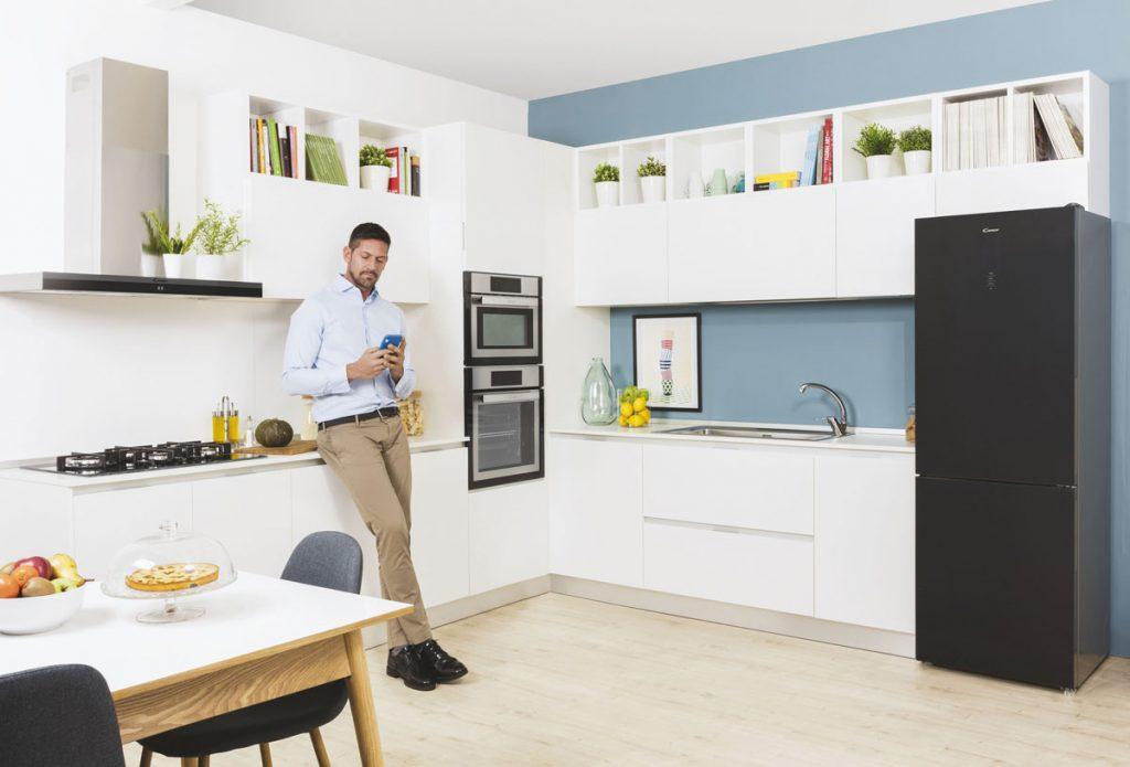 Nová rada vstavaných spotrebičov ESSENZA: Inteligentné varenie v novom dizajne