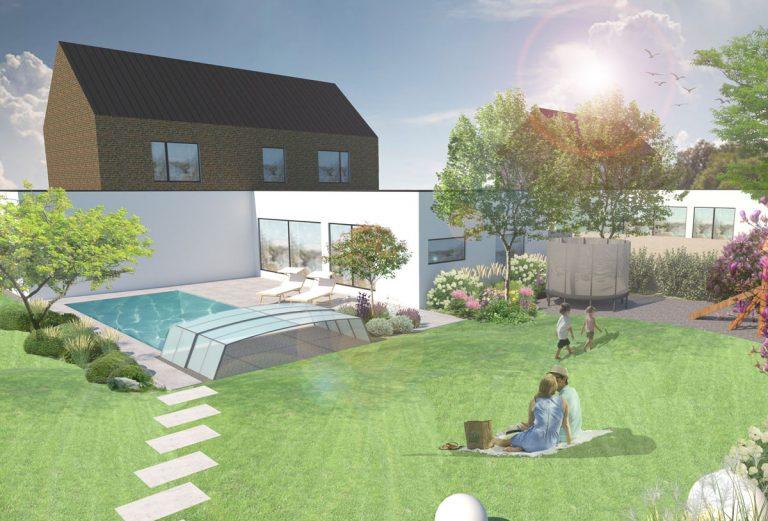 Záhradná architektka radí: Ktoré druhy rastlín sú vhodné do blízkosti bazéna
