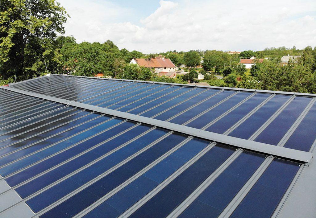 Solárny fotovoltický systém