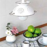 Lampa z cedidla