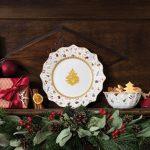 Bella Tavola výročná kolekcia Toy's Delight z porcelánu