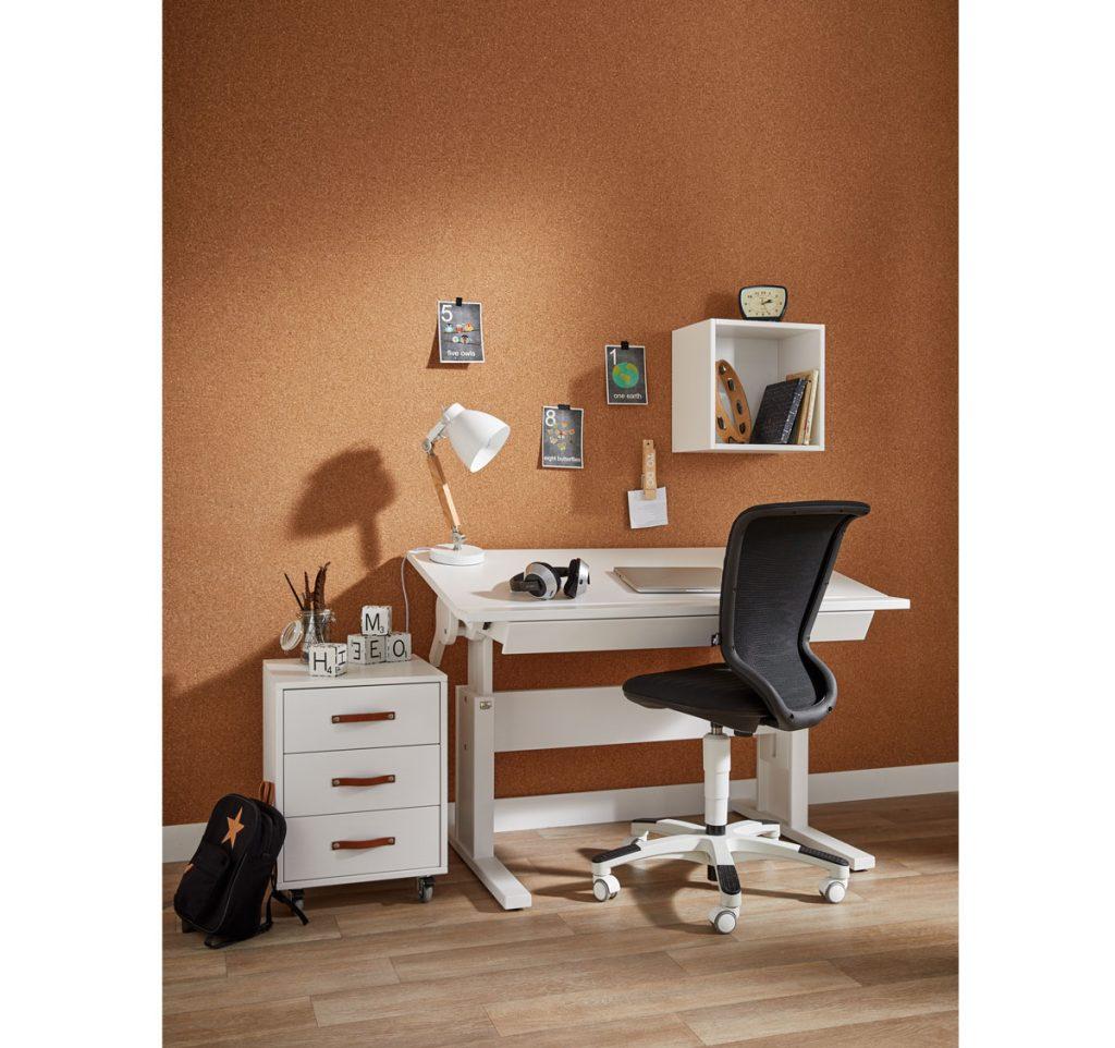 Zariaďujeme izbu pre tínedžera: Písací stôl s nastaviteľnou výškou