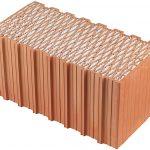 stavebné materiály vhodné na pasívny dom: Brúsená keramická tvarovka