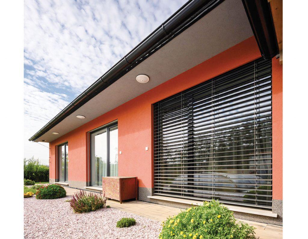 stavebné materiály vhodné na pasívny dom: Pasívny dom z pórobetónu