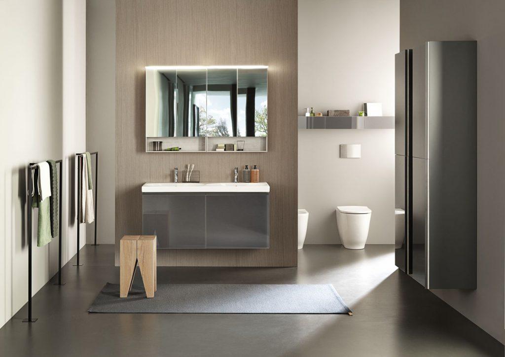 kúpeľňa s dvojumývadlom
