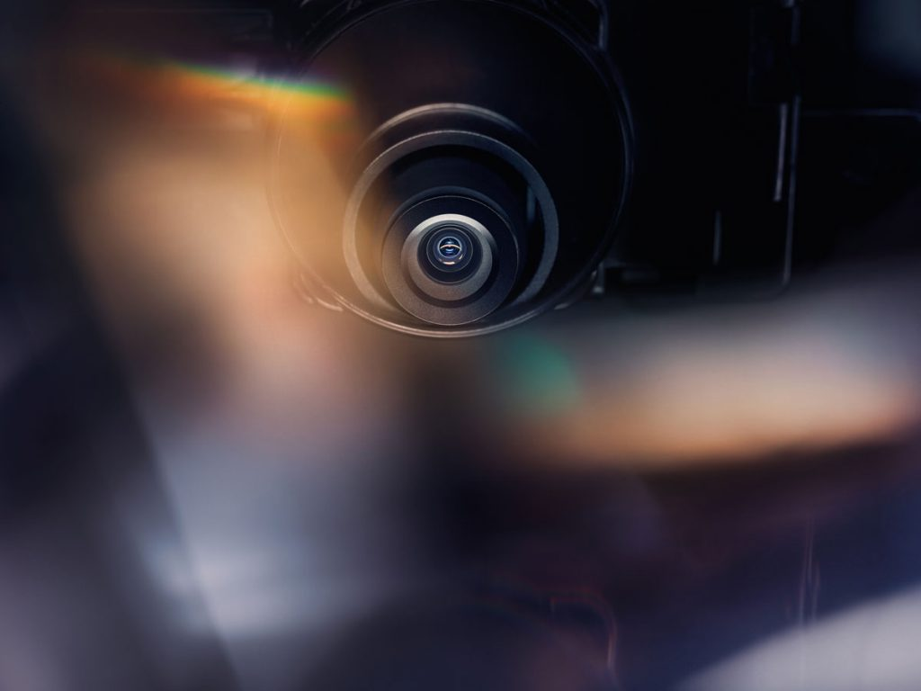 inteligentná domácnosť: Kamera umiestnená priamo v rúre na pečenie pre varenie cez telefón