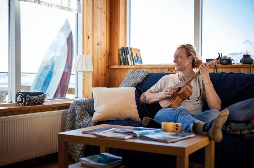 22° doma – perfektný moment na relax