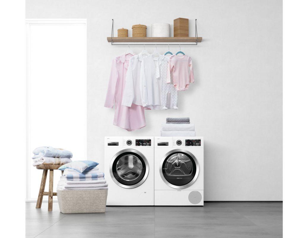 Práčka a sušička, ktoré šetria energie