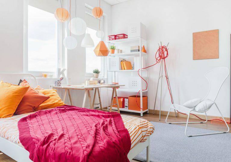 Tipy ako zariadiť izbu pre tínedžera