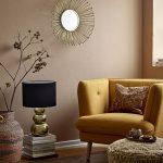 Jesenný interiér v hygge štýle: Interiér v zemitých farbách