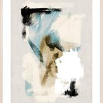 abstraktný plagát