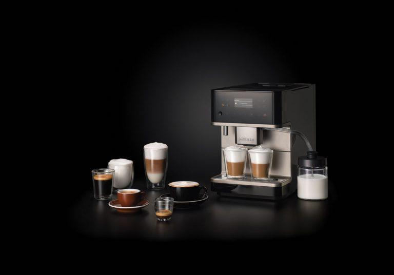 Pre kávové špeciality s dokonalou mliečnou penou: Nový kávovar Miele CM6 MilkPerfection