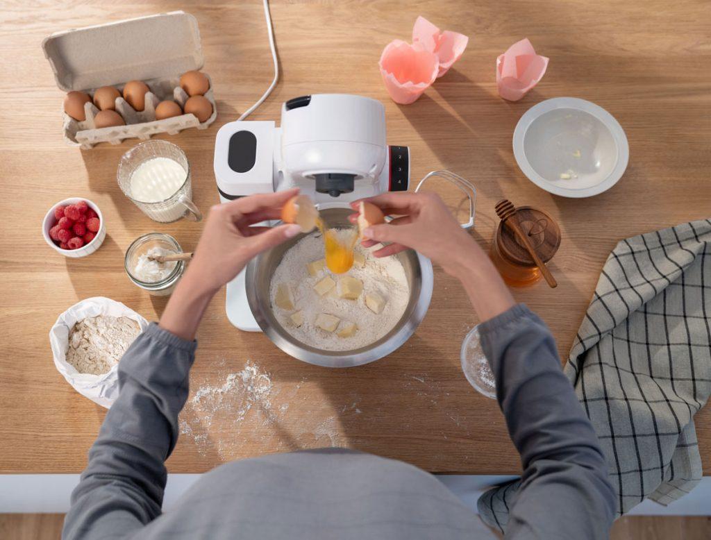 Kompaktný kuchynský robot Bosh