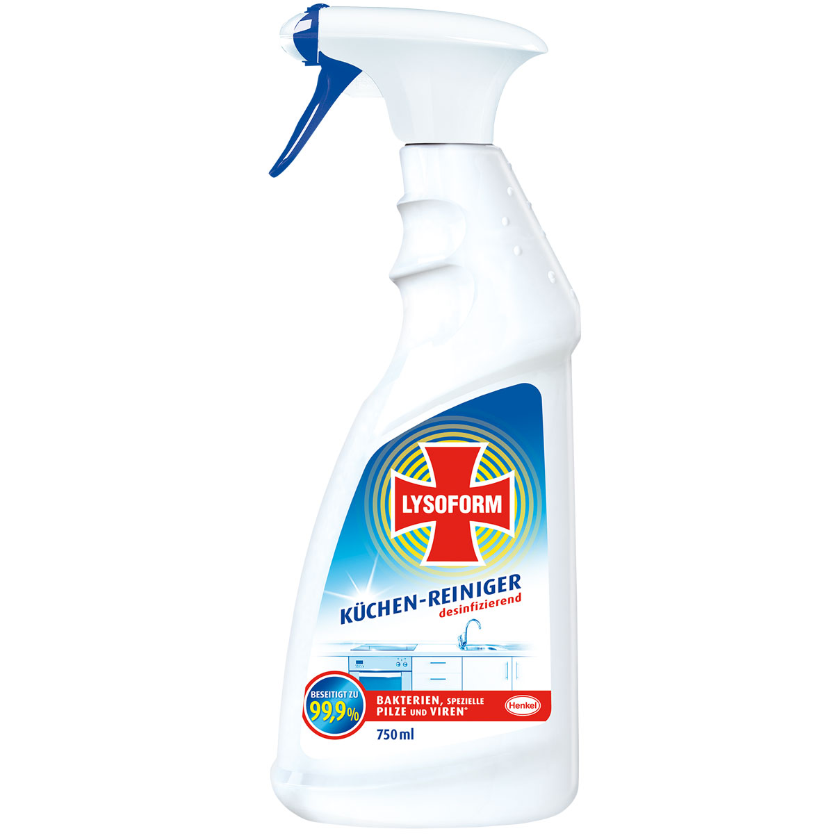 Lysoform dezinfekčný čistič kuchyne