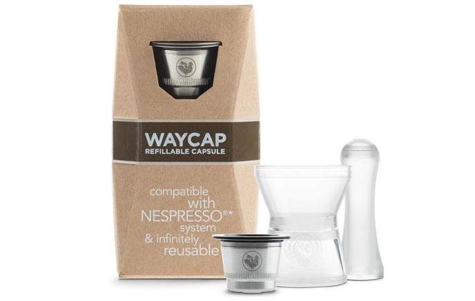 vianočná súťaž: cena Nerezová kapsula pre Nespresso