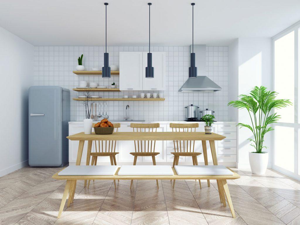 Ako zmeniť kuchyňu bez rekonštrukcie