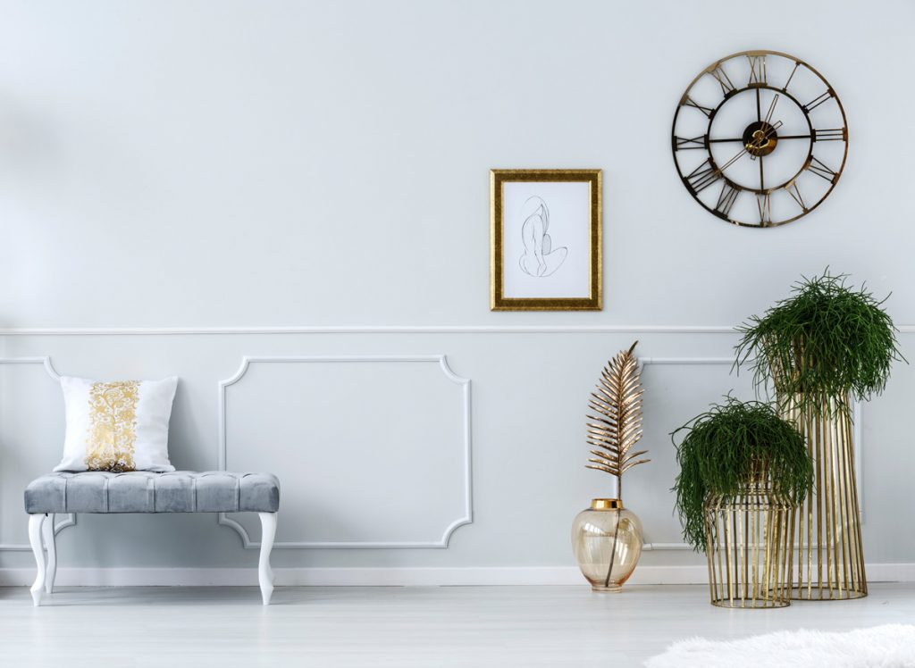 Osviežte interiér hodinami