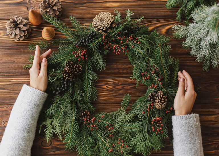 Plánujete výrobu vianočného venca? Ktorá čečina vám vydrží najdlhšie?
